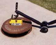 Захват-тележка для люков с магнитным захватом 9СЭС1