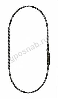 Универсальный строп канатный тип 2 (кольцевой)